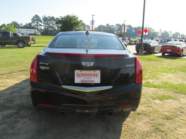 Pre-Owned 2016 Cadillac ATS Sedan Premium Collection RWD