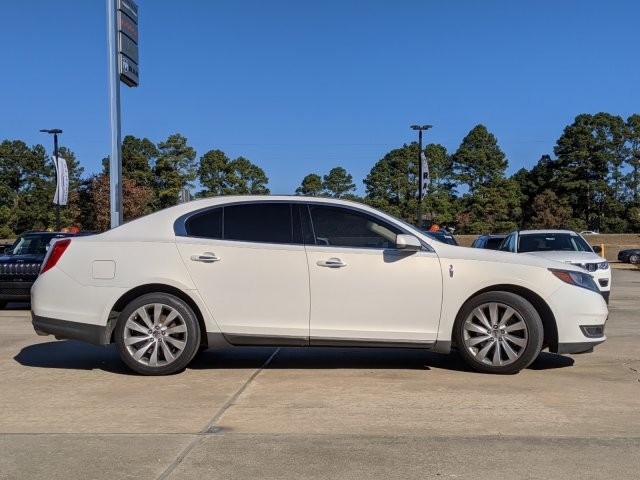 Pre-Owned 2013 Lincoln MKS