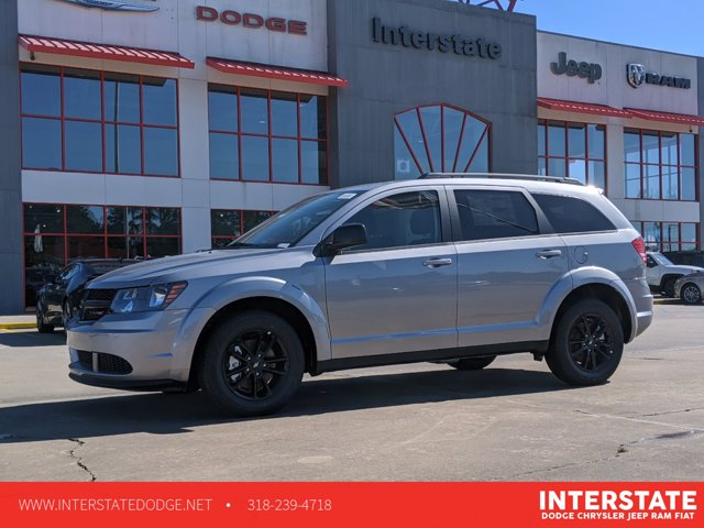 New 2020 DODGE Journey SE Value