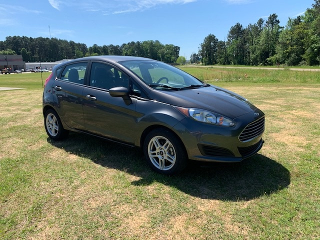 Pre Owned 2017 Ford Fiesta Se
