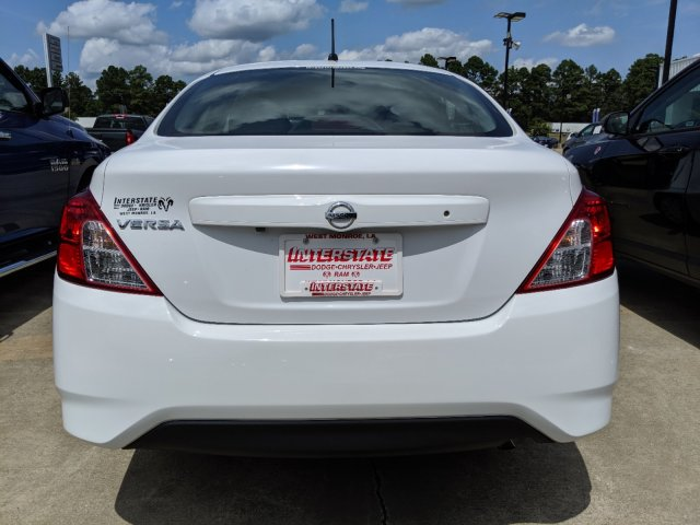 Pre-Owned 2019 Nissan Versa Sedan S