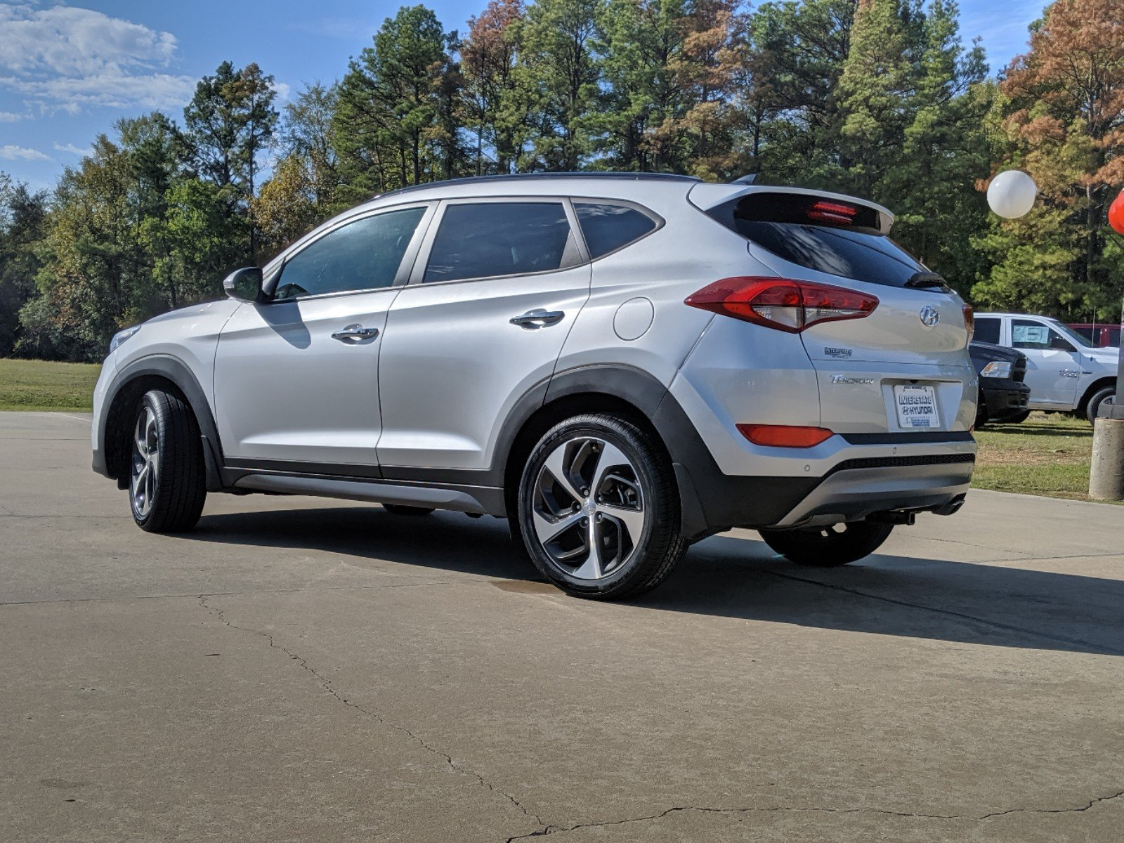 Pre-Owned 2016 Hyundai Tucson Limited
