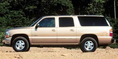 Pre-Owned 2000 Chevrolet Suburban LS