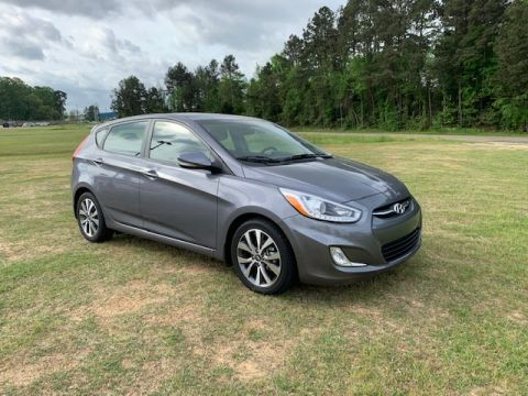 Pre-Owned 2017 Hyundai Accent Sport